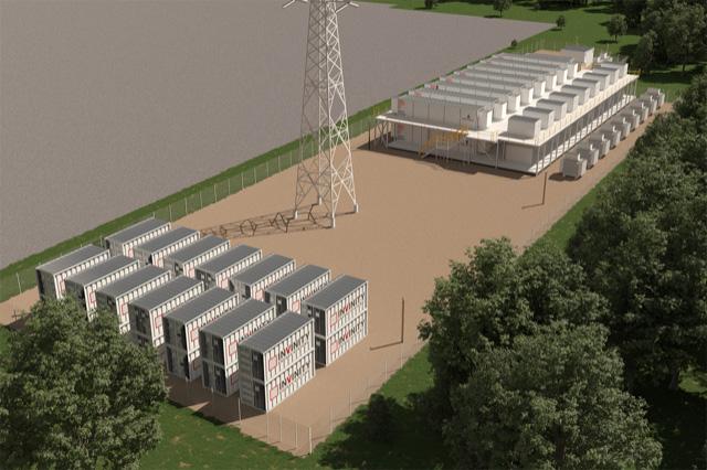 invinity renewable energy battery storage